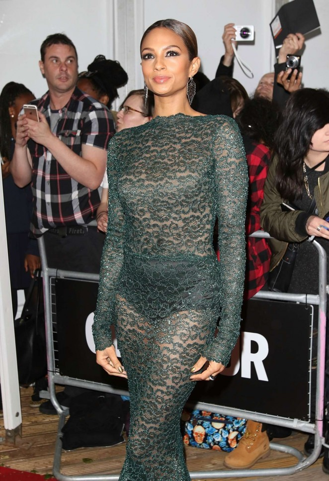 Alesha Dixon – Glamour Women Of The Year Awards in London