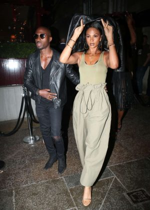 Alesha Dixon - Leaving Can't Stop, Won't Stop A Bad Boy Story After Party in London