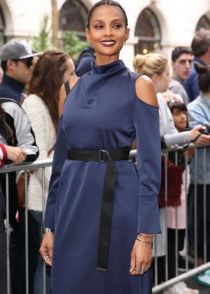 Alesha Dixon - Topshop Unique Fashion Show 2016 in London