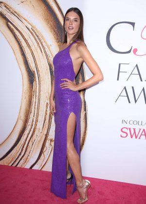 Alessandra Ambrosio - 2016 CFDA Fashion Awards in New York