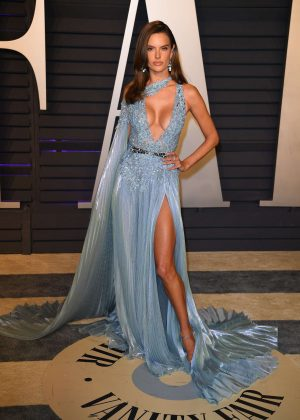 Alessandra Ambrosio - 2019 Vanity Fair Oscar Party in Beverly Hills