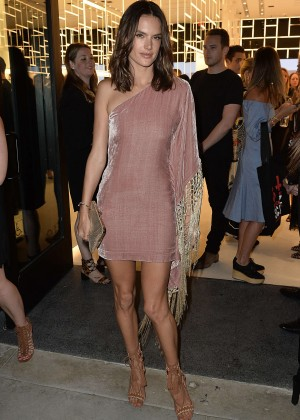 Alessandra Ambrosio – 314 Beverly Schutz Shoes Party in Los Angeles