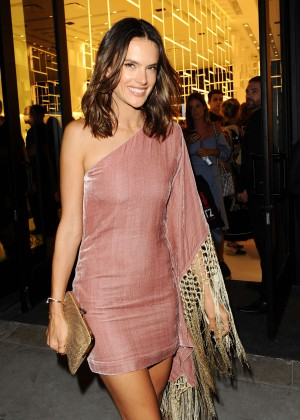 Alessandra Ambrosio - 314 Beverly Schutz Shoes Party in Los Angeles