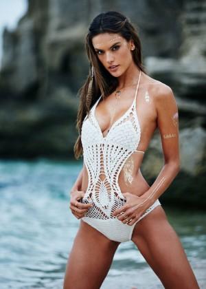 Alessandra Ambrosio: Ale By Alessandra Body Art 2016 -01