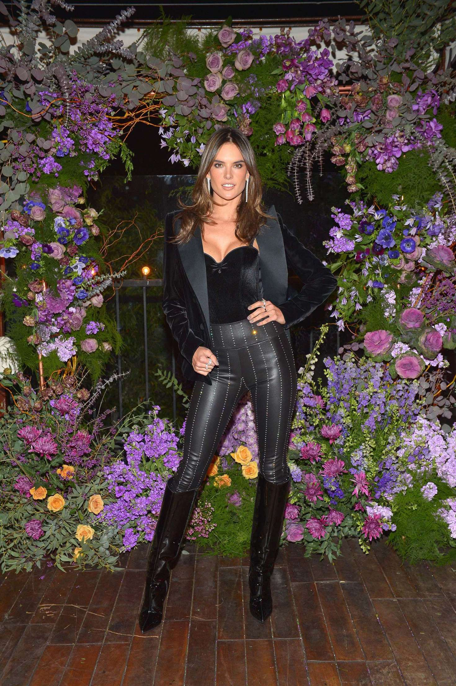 Alessandra Ambrosio – Alessandra Ambrosio And Lascana Present 2018 Campaign In Hollywood