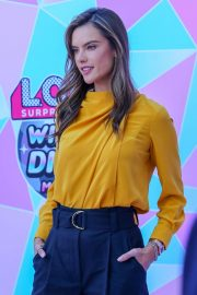 Alessandra Ambrosio - Amazon's LOL Surprise! Winter Disco movie in Century City