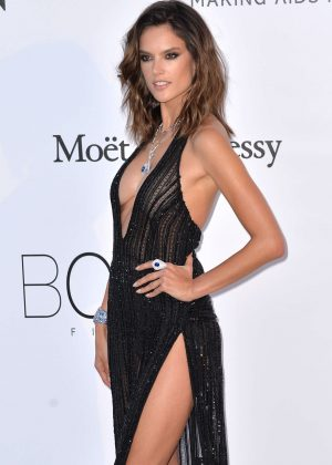 Alessandra Ambrosio - amfAR's 23rd Cinema Against AIDS Gala in Antibes adds