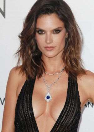 Alessandra Ambrosio - amfAR's 24th Cinema Against AIDS Gala in Cannes