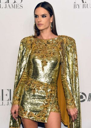 Alessandra Ambrosio - 'ANGELS' by Russell James Book Launch and Exhibit in NY