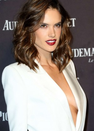Alessandra Ambrosio - Audemars Piguet Celebrates Grand Opening of Rodeo Drive Boutique in LA