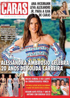 Alessandra Ambrosio - CARAS Magazine (Septmeber 2016)
