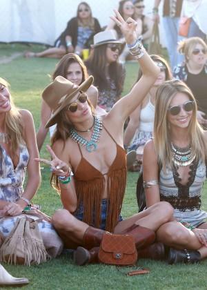 Alessandra Ambrosio: Coachella Music Festival Day 2 -13