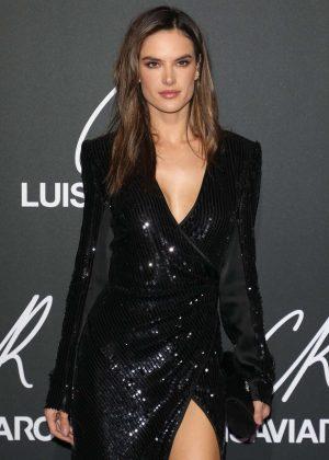 Alessandra Ambrosio - CR Fashion Book x Luisasaviaroma: Photocall in Paris