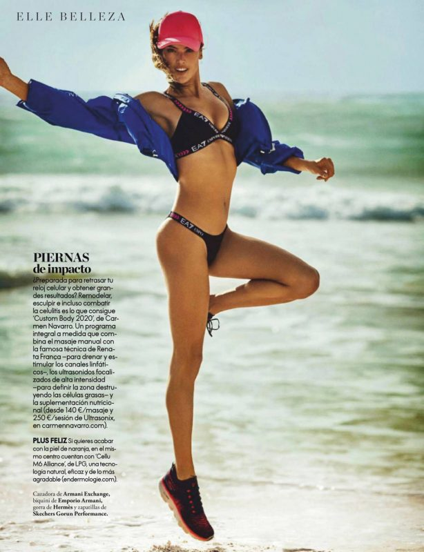 Alessandra Ambrosio - Elle Spain Magazine (June 2020)