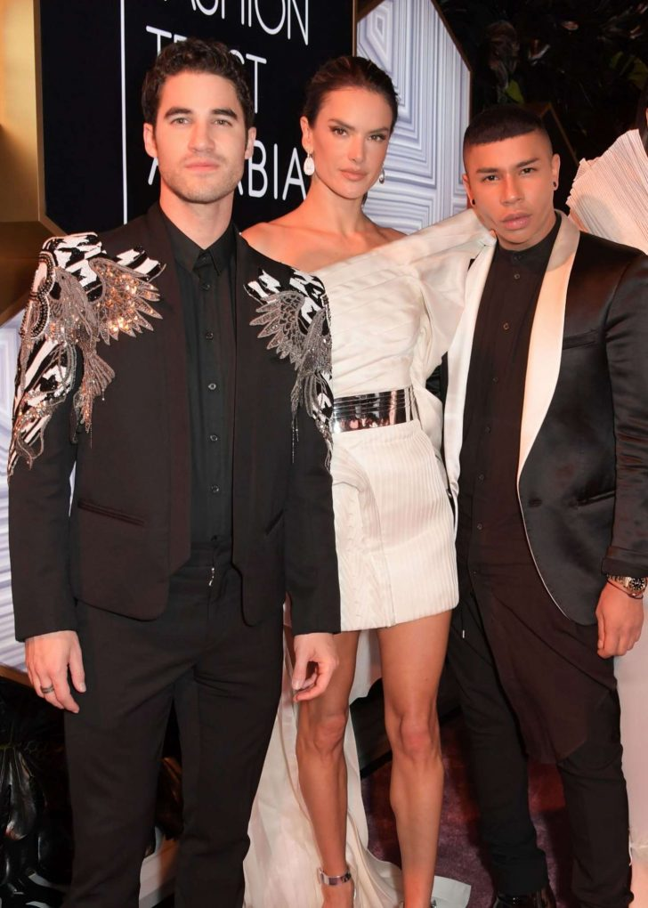 Alessandra Ambrosio: Fashion Trust Arabia Prize Awards Ceremony -01