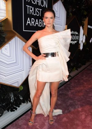 Alessandra Ambrosio - Fashion Trust Arabia Prize Awards Ceremony in Doha