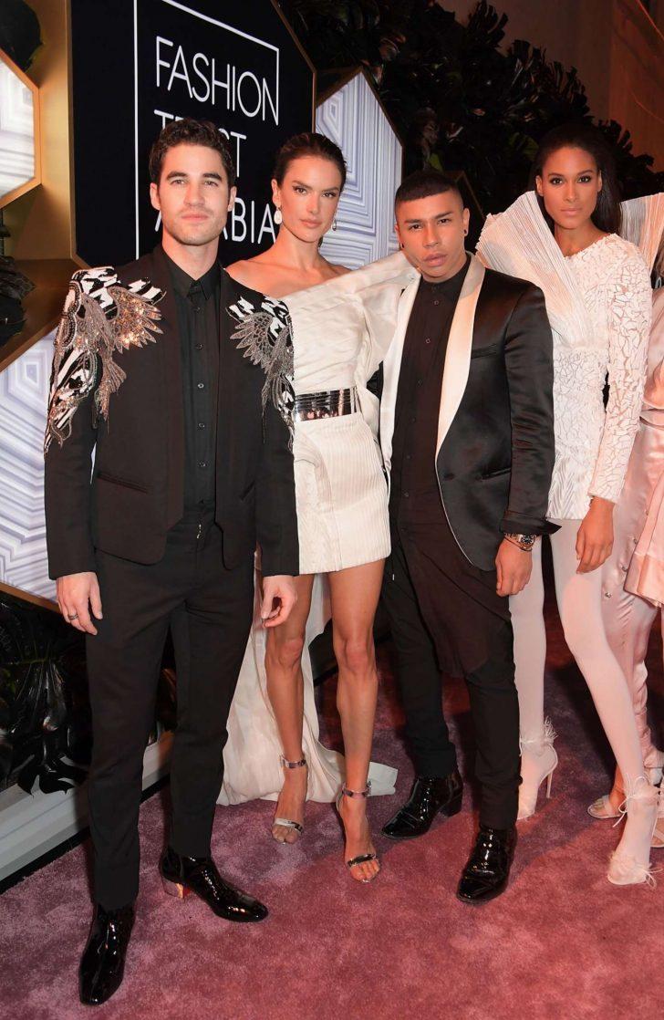 Alessandra Ambrosio: Fashion Trust Arabia Prize Awards Ceremony -07
