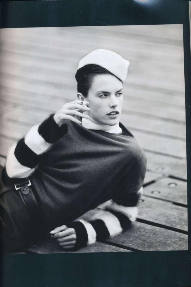 Alessandra Ambrosio for Love Magazine Issue 6