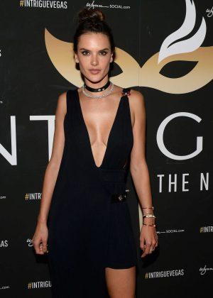 Alessandra Ambrosio - Girls Getaway at Intrigue Nightclub in Las Vegas