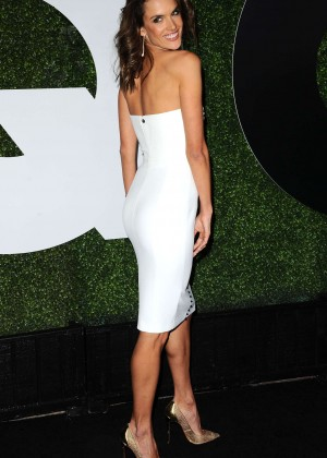 Alessandra Ambrosio - GQ Men Of The Year Party 2015 in LA
