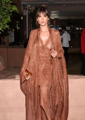 Alessandra Ambrosio - Harper's Bazaar Celebrates 150 Most Fashionable Women in West Hollywood