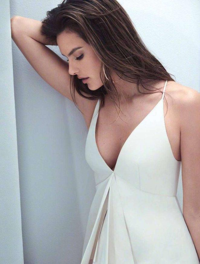 Alessandra Ambrosio – Harper's Bazaar Greece (August 2017)