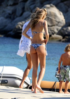 Alessandra Ambrosio in Bikini -21