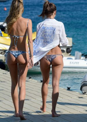 Alessandra Ambrosio in Bikini -24