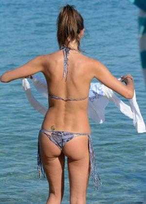 Alessandra Ambrosio in Bikini -39