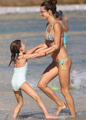 Alessandra Ambrosio in Bikini -23