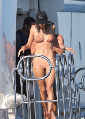 Alessandra Ambrosio in Bikini -18