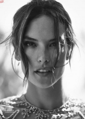 Alessandra Ambrosio – L'officiel Turkey Magazine (June 2015)
