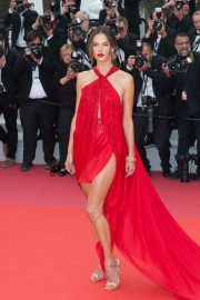 Alessandra Ambrosio - 'Les Miserables' Screening at 2019 Cannes Film Festival in Cannes