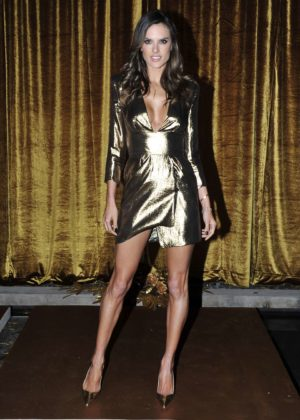 Alessandra Ambrosio - Marajo Haircare Launch Party in LA