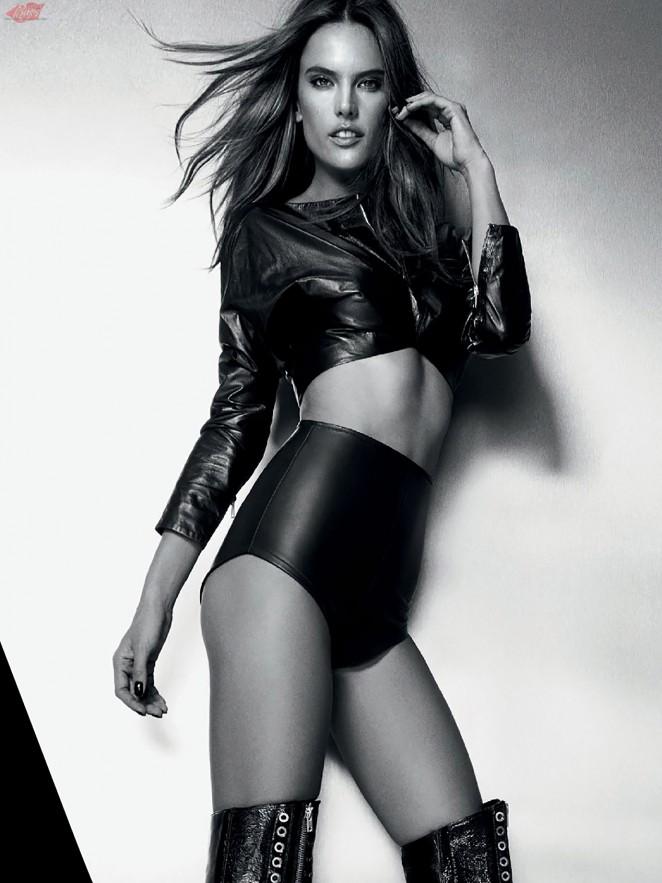 Alessandra Ambrosio - Marie Claire Magazine (June 2015)