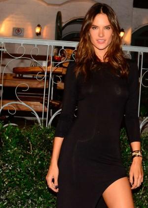 Alessandra Ambrosio: Matheus Massafera Birthday Bash -04