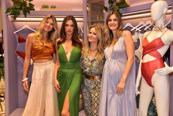 Alessandra Ambrosio 2019 : Alessandra Ambrosio – Opens up her first store for her bikini brand in Sao Paulo-05