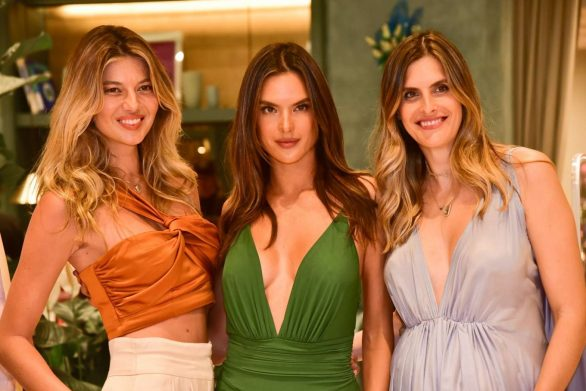 Alessandra Ambrosio 2019 : Alessandra Ambrosio – Opens up her first store for her bikini brand in Sao Paulo-08