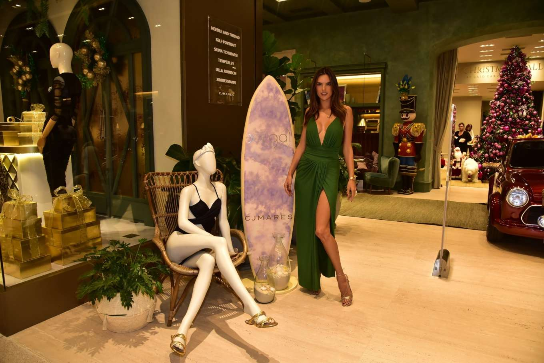 Alessandra Ambrosio 2019 : Alessandra Ambrosio – Opens up her first store for her bikini brand in Sao Paulo-10