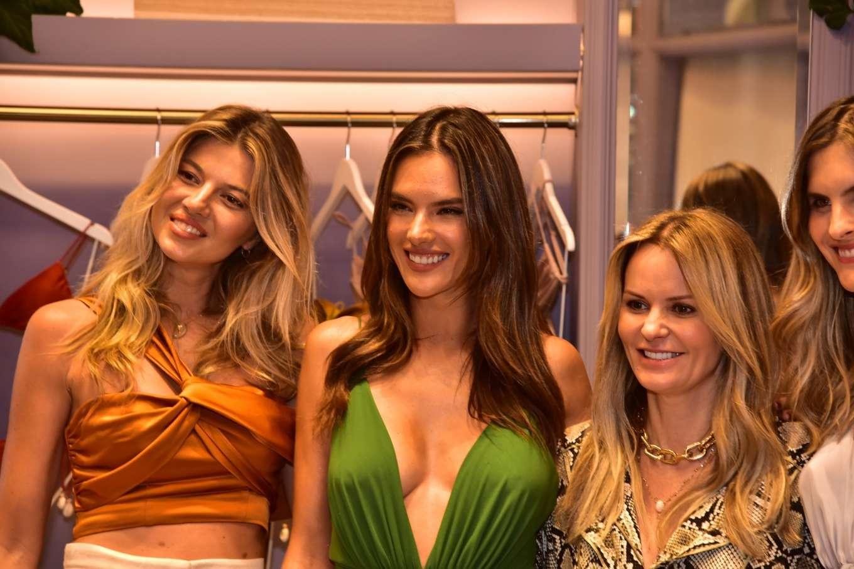 Alessandra Ambrosio 2019 : Alessandra Ambrosio – Opens up her first store for her bikini brand in Sao Paulo-18