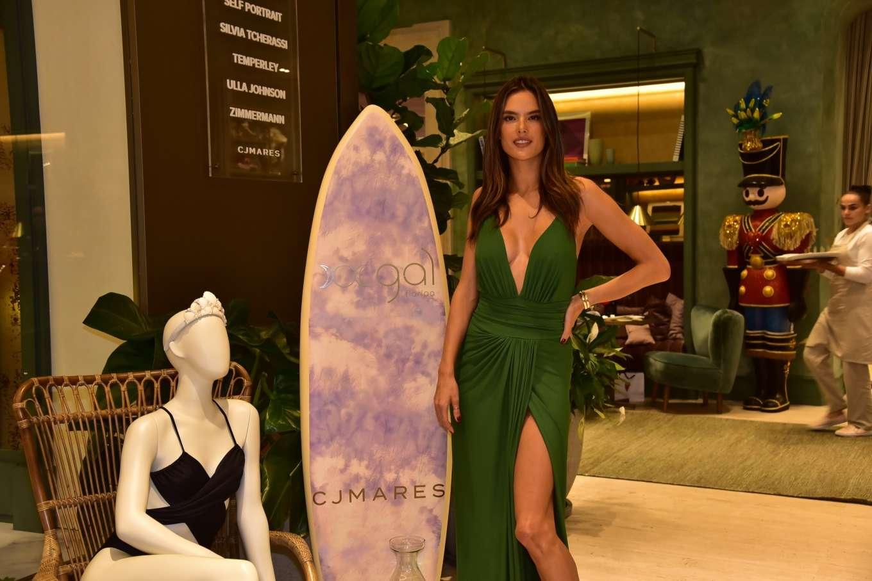 Alessandra Ambrosio 2019 : Alessandra Ambrosio – Opens up her first store for her bikini brand in Sao Paulo-24