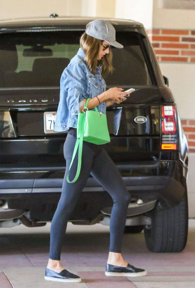 Alessandra Ambrosio – Out in Los Angeles -06