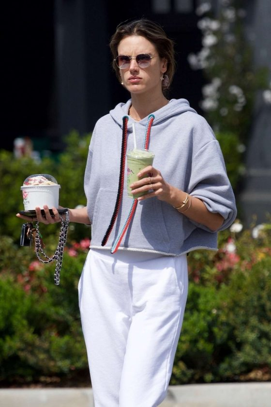Alessandra Ambrosio: Out in Los Angeles -03