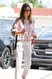 Alessandra Ambrosio - Out in Los Angeles