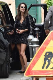 Alessandra Ambrosio - Out in Sestri Levante