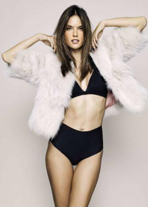 Alessandra Ambrosio - Photoshoot for XTI 2017