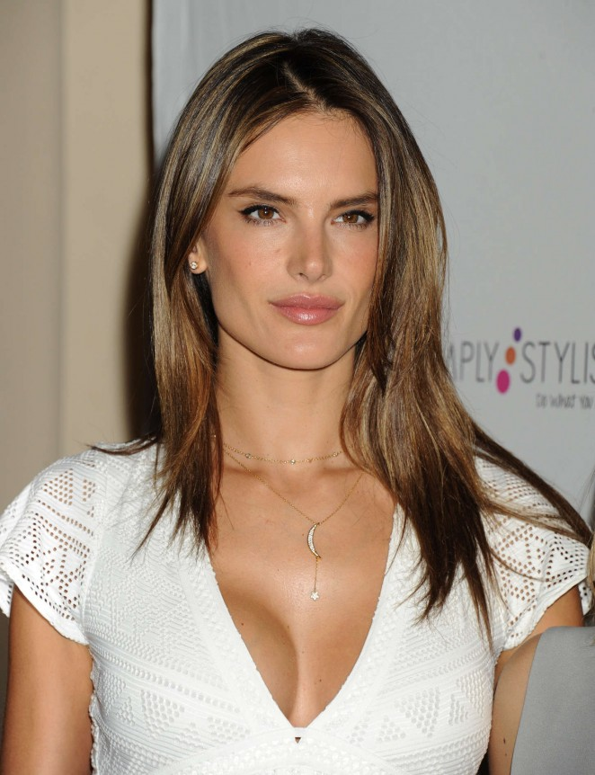 Alessandra Ambrosio – Simple Stylist Do What You Love! Conference in LA