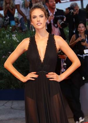 Alessandra Ambrosio - 'Spotlight' Premiere at 2015 Venice Fil Festival