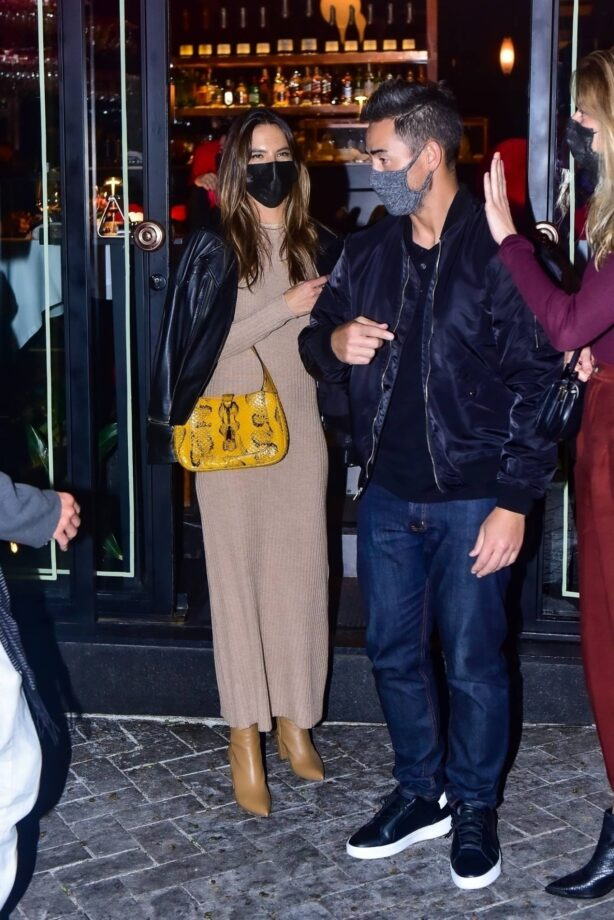 Alessandra Ambrosio - Spotted with her boyfriend Richard Lee while out in Sao Paulo