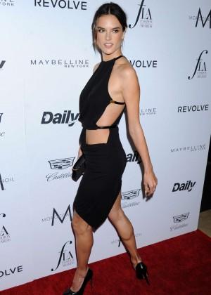 Alessandra Ambrosio: The Daily Front Row Fashion Los ...  Alessandra Ambrosio